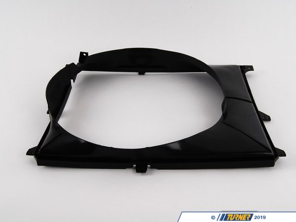 T#7430 - 17111712686 - Radiator Fan Shroud - E35 525i 1991-1995 - This radiator fan shroud mounts to your radiator and helps to direct airflow through the radiator. It's also the mounting point for the coolant reservoir.Mission Trading Company is a worldwide leader in the manufacturing of European, Japanese and domestic auto parts. With factories around the world producing parts to the most stringent of standards, MTC is there with the parts for your next project.This item fits the following BMWs:1991-1995  E34 BMW 525i - MTC - BMW