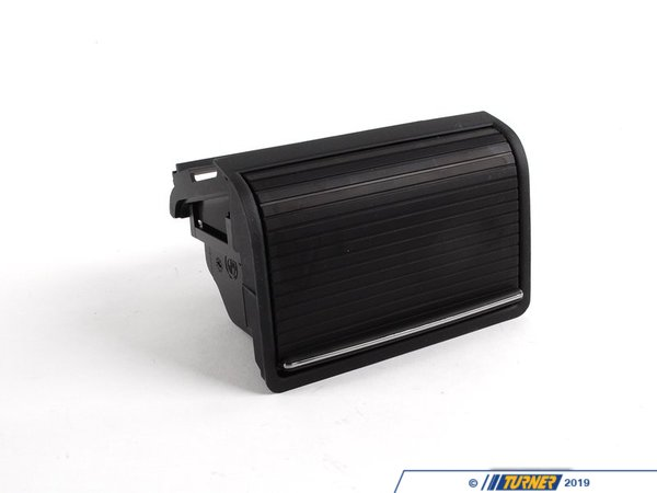 T#13775 - 51168258276 - Genuine BMW Storing Partition Rear Schwarz/Chrom - 51168258276 - E46 - Genuine BMW -