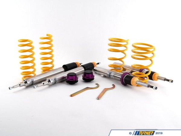 T#11602 - 15220039 - E82 128i/135i KW Coilover Kit - Variant 2 (V2) - KW Suspension -