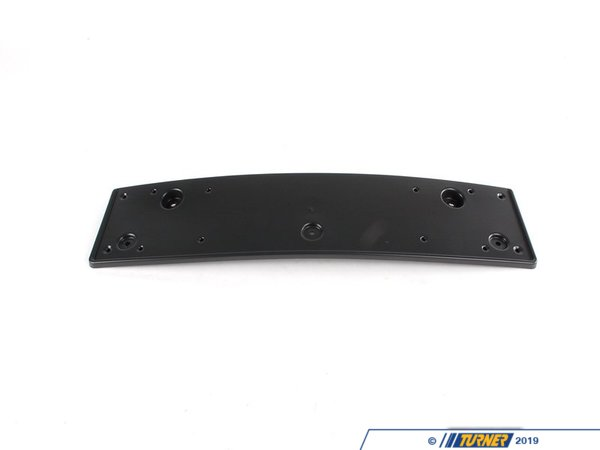 T#77058 - 51118041504 - Genuine BMW license Plate Base Primed - 51118041504 - Genuine BMW -
