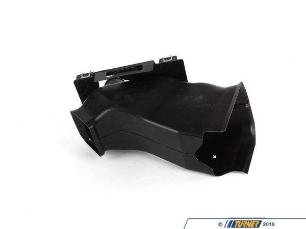 T#117977 - 51717896409 - Genuine BMW Front Left Brake Air Duct -M- - 51717896409 - E46 - Genuine BMW -