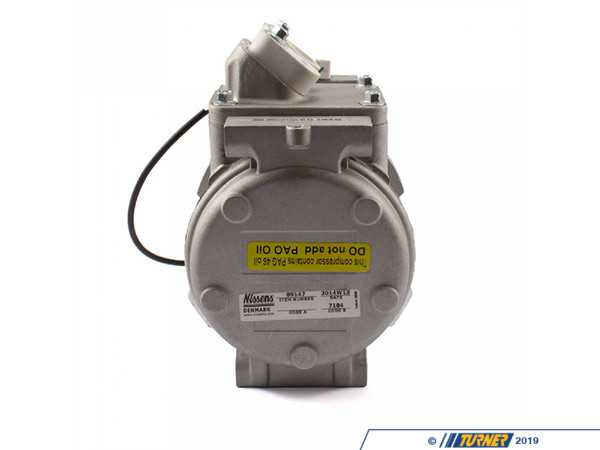 Nissens Air Conditioning Compressor 64528385917