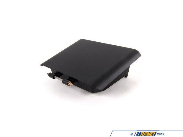 T#86620 - 51168407137 - Genuine BMW Hinged Compartment Schwarz - 51168407137 - Genuine BMW -