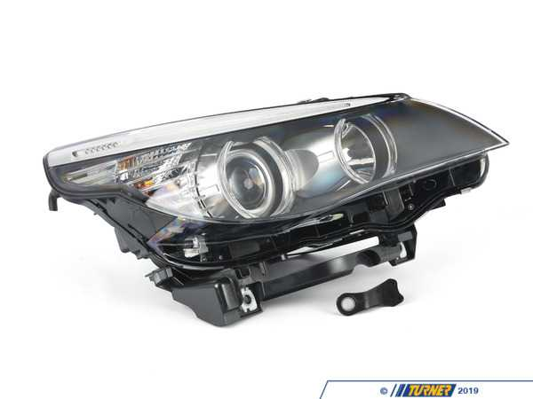 Hella Hella Halogen Headlight - Right - E60, E61 63127177732