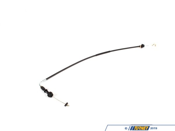 T#8168 - 35411160609 - Throttle Cable - E34 525i 1991-1995 - Genuine BMW - BMW