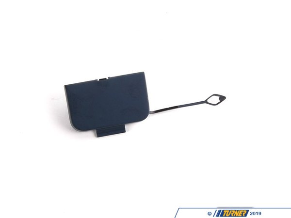 Genuine BMW Genuine BMW Tow Hook Cover - Front - E46 323i 325i 325xi 328i 330i 330xi 51118213685