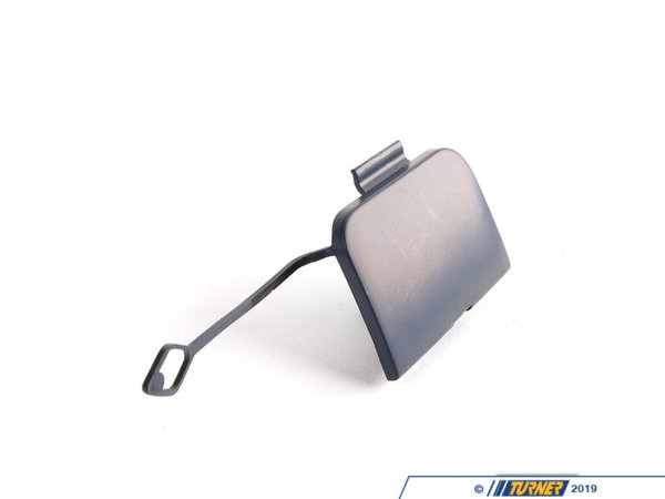 T#8429 - 51118213685 - Genuine BMW Flap, Towing Eye, Primed - 51118213685 - E46 - Genuine BMW -