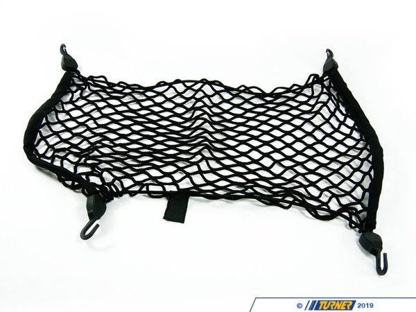 T#9885 - 51470142396 - Trunk Floor Cargo Net - E36 E46 E65 E88 F12 F13 - Genuine BMW - BMW