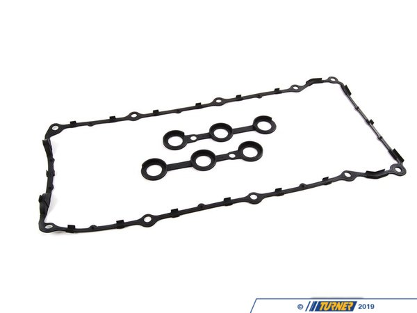 Genuine BMW Genuine BMW Valve Cover Gasket - Set - E34 M50 2.5L, E36 M50 2.5L Non-Vanos 11120034106