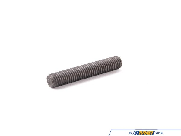 T#6612 - 11127506203 - Genuine BMW Stud Bolt M7X39 - 11127506203 - E39,E46,E53,E83,E85 - Genuine BMW Stud Bolt - M7X39This item fits the following BMW Chassis:E39,E46,E53 X5,E83,E85Fits BMW Engines including:M52,M54,M56 - Genuine BMW -