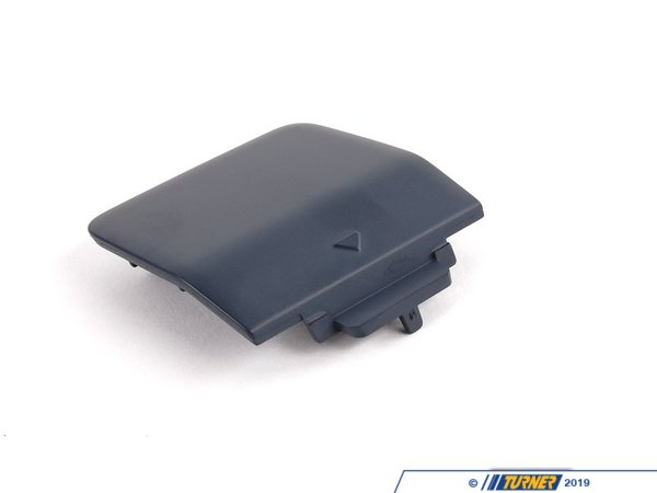 T#78737 - 51127897217 - Genuine BMW Flap, Towing Eye, Primed M - 51127897217 - Genuine BMW -