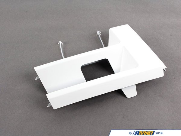 T#23293 - 51112230403 - Genuine BMW Covering Left M Technic - 51112230403 - E34 - Genuine BMW -