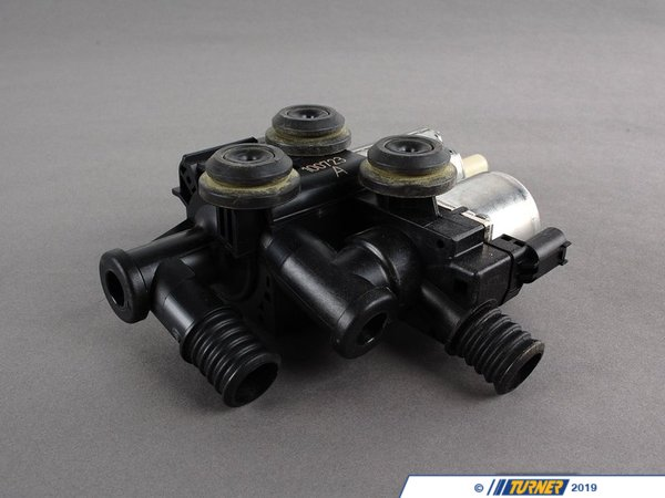 T#16274 - 64118369807 - Genuine BMW Water Valve With Additional Water Pump - 64118369807 - E46 M3 - Genuine BMW Water Valve With Additional Water PumpThis item fits the following BMW Chassis:E46 M3,E46 - Genuine BMW -