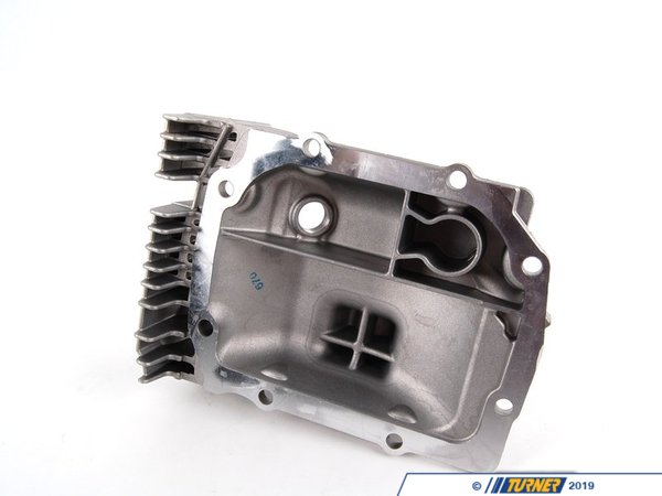 T#1095 - 33117512980 - E46, Z4 High Performance Finned Differential Cover - Genuine BMW - BMW