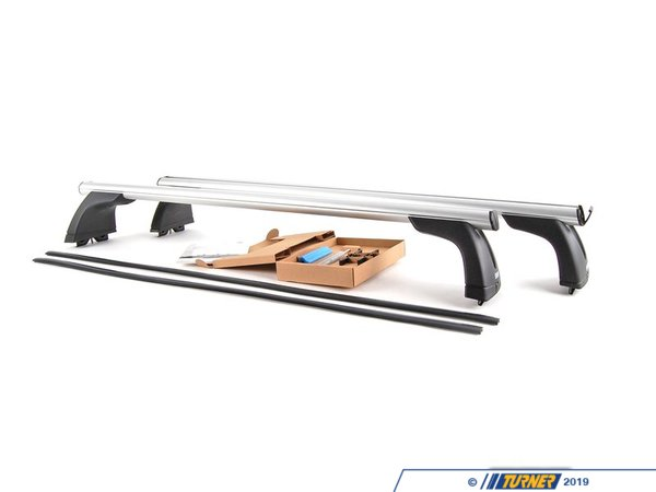 T#12866 - 82710403104 - Genuine BMW Roof Rack E81/87/90 - 82710403104 - E90 - Genuine BMW -