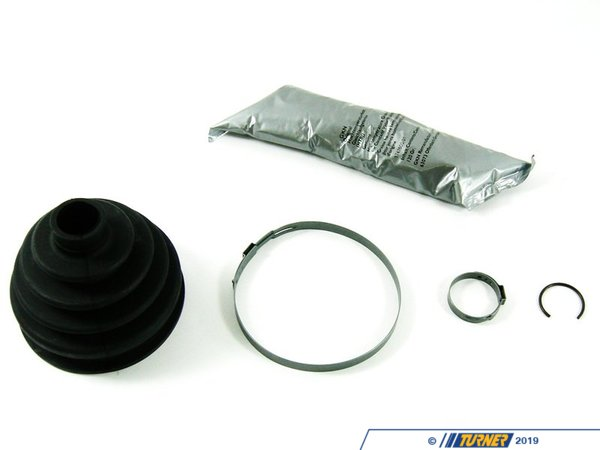 Genuine BMW Genuine BMW CV Boot Repair Kit - (Outer) - E46 325xi 330xi, E53 31607507402