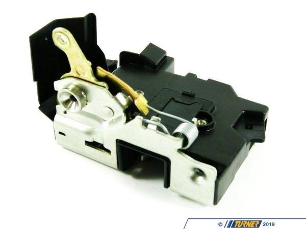 T#9229 - 51218105781 - Genuine BMW Trim Door Lock Front Left 51218105781 - Genuine BMW -