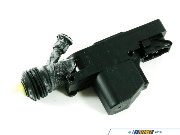 T#91674 - 51268356066 - Genuine BMW Actuator F Rear Door - 51268356066 - Genuine BMW -