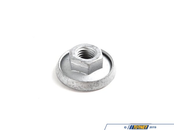 T#7676 - 26117574872 - Genuine BMW Driveshaft Flange Nut With Washer 26117574872 - Genuine BMW -