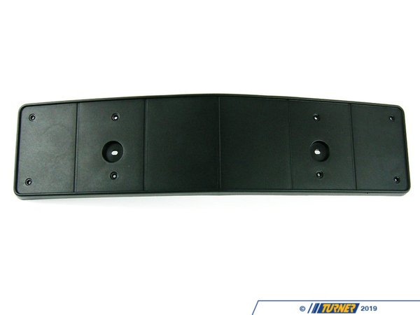 Genuine BMW Genuine BMW Z3 Coupe European Plate Bracket - Z3 2.8 M52 2.8L Z3 3.0i M54 3.0L 51118397512