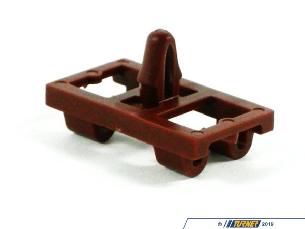 T#16111 - 51337052945 - Genuine BMW Clamp Braun - 51337052945 - E53 - Genuine BMW -
