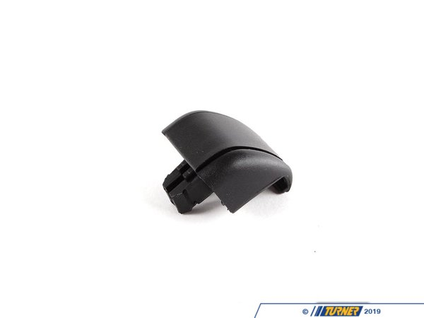 T#85553 - 51168162753 - Genuine BMW Side Window Sun Blind Hook Schwarz - 51168162753 - E38 - Genuine BMW -