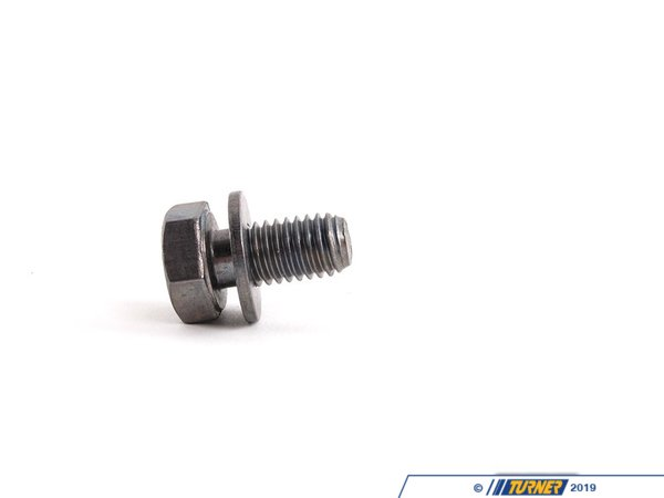 T#27723 - 07119905528 - Genuine BMW Hex Bolt With Washer - 07119905528 - Genuine BMW Hex Bolt With WasherThis item fits the following BMW Chassis:E36 M3,E39 M5,E60 M5,E63 M6,E46 M3,E70 X5M,E71 X6M,E85 Z4M,E53 48IS,E36,E39,E46,E53 X5 X5,E63,E70 X5,E71 X6,E82,E83 X3,E85 Z4,E86 Z4,E90,E92,E93,F01,F02,F06,F10,F12,F13,F15,F16,F25 X3,F26 X4 X4,F30,F31 - Genuine BMW -