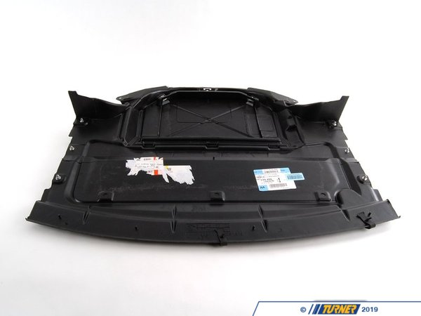 Genuine BMW Genuine BMW Engine Compartment Screening, Front - 51718150223 - E38 51718150223