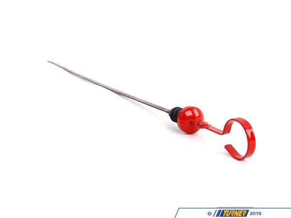 T#35498 - 11431286991 - Genuine BMW Dipstick L=605mm - 11431286991 - E30 - Genuine BMW -