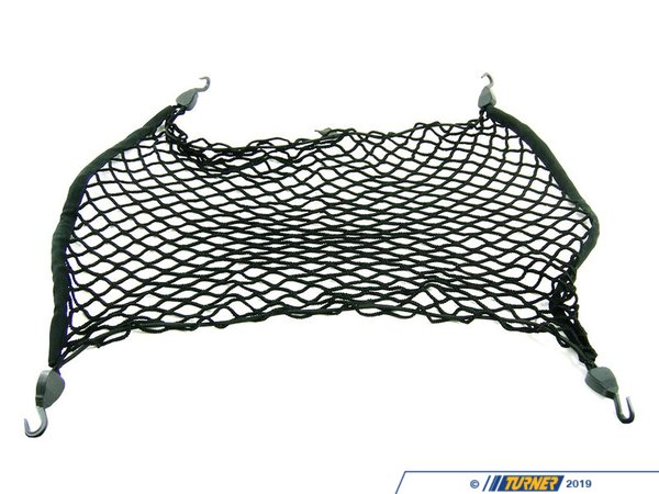 T#9974 - 51479410838 - Genuine BMW Boot/trunk Floor Net 51479410838 - E34 E39 E46 E53 E61 E70 E83 E91 F07 F25 F31 F34 - Genuine BMW -