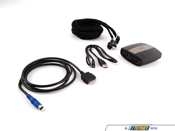 T#2413 - E38-IPOD-ADAPTOR - DICE Duo BMW iPod / iPhone Integration Kit - E38 7 Series 99-01 - Dice Electronics -