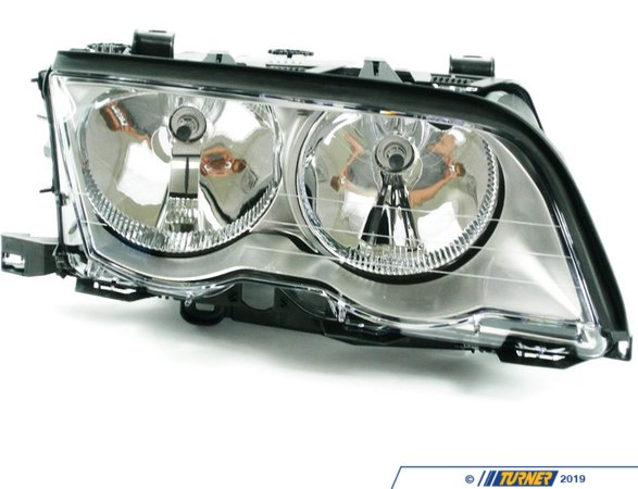 Genuine BMW Headlight Left 63126908221 63126908221