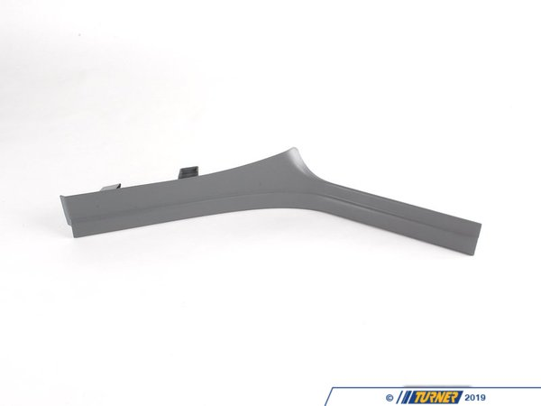 T#113375 - 51478265112 - Genuine BMW Rear Right Entrance Cover Grau - 51478265112 - E53 - Genuine BMW -