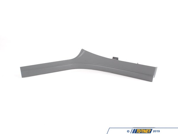 T#113374 - 51478265111 - Genuine BMW Rear Left Entrance Cover Grau - 51478265111 - E53 - Genuine BMW -