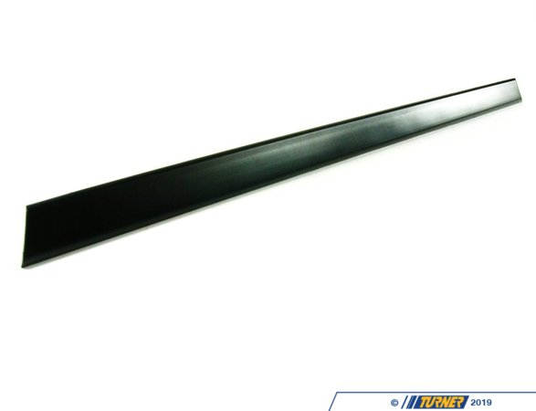 T#8740 - 51138159298 - Genuine BMW Moulding Door Rear Right Schwarz - 51138159298 - E39 - Genuine BMW -