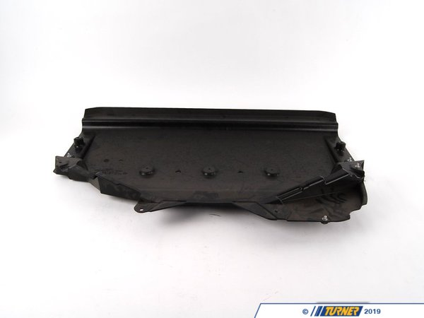 T#10094 - 51712695680 - Genuine BMW Engine Compartment Screening, Front - 51712695680 - E39 - Genuine BMW Engine Compartment Screening, Front - This item fits the following BMW Chassis:E39 - Genuine BMW -