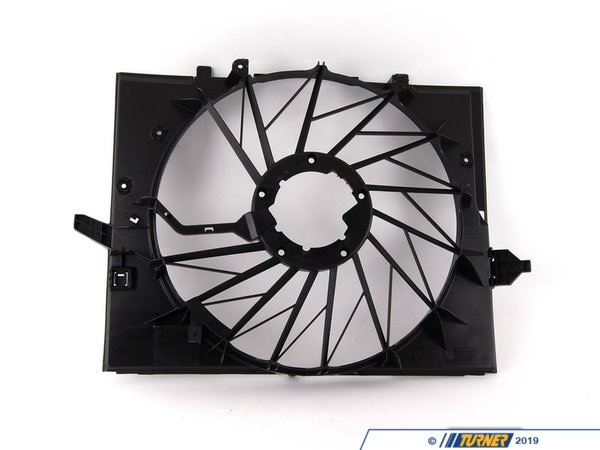 T#13192 - 17417543283 - Genuine BMW Fan Shroud - 17417543283 - E63,E65 - Genuine BMW -