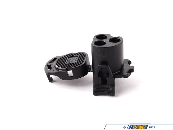 T#10467 - 61131378412 - Genuine BMW Plug Housing, Angular 61131378412 - Genuine BMW -