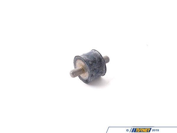 T#13175 - 17111113699 - OEM Lemforder Radiator Rubber Mounting - E21 E30 E36 E12 E28 E34 E39 E24 E23 E38 E31 Z3 - Bushings tends to wear over time and split or even break free from the internal sleeve, causing excessive movement and sloppy control feel.OEM Lemfrder bushings are the perfect option to restore suspension back to day 1 quality.OEM Lemfrder is an engineering company that focuses on high-quality, precision manufacturing of critical suspension and steering components. Providing exceptionally high quality parts directly to BMW, as well as 50+ other big name automotive companies, such as Mercedes and Audi, their history of reliability and variety of offered parts makes them one of the biggest names for a go-to OEM parts provider. Lemfrder parts place an important emphasis on design, production, and assembly, ensuring maximum reliability. They even coat all parts possible with corrosion protection for extended longevity.As a leading source of high performance BMW parts and accessories since 1993, we at Turner Motorsport are honored to be the go-to supplier for tens of thousands of enthusiasts the world over. With over two decades of parts, service, and racing experience under our belt, we provide only quality performance and replacement parts. All of our performance parts are those we would (and do!) install and run on our own cars, as well as replacement parts that are Genuine BMW or from OEM manufacturers. We only offer parts we know you can trust to perform!This item fits the following BMWs:BMW 3 Series - 320i - Lemforder - BMW