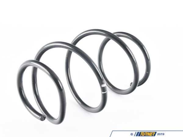 Genuine BMW Genuine BMW Front Coil Spring - 31336760621 31336760621