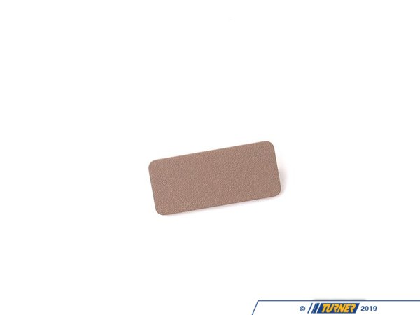 T#85423 - 51168141320 - Genuine BMW Cover Pergament - 51168141320 - E34,E34 M5 - Genuine BMW -