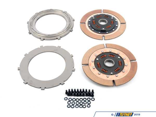 OS Giken OS Giken E9X M3 Clutch Overhaul Kit (for Grand Am Legal Racing Flywheel/Clutch) BM533-BF6EA
