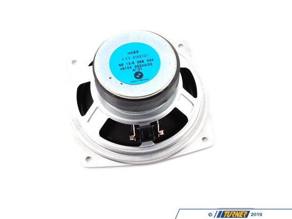 T#11128 - 65108386424 - Genuine BMW Audio & Nav Woofer Right 65108386424 - Genuine BMW -