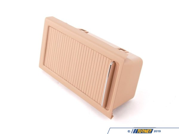 T#23730 - 51167043095 - Genuine BMW Insert With Roller Cover Hellbeige - 51167043095 - E46 - Genuine BMW -