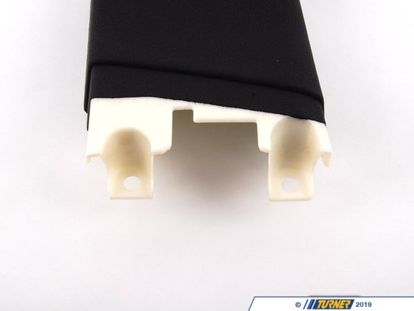 T#104218 - 51437902935 - Genuine BMW Cover, B-Column Upper Left Schwarz - 51437902935 - E46 - Genuine BMW -