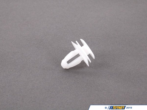 T#96482 - 51417046415 - Genuine BMW Clip Natur - 51417046415 - E65,F01,F06,F10,i3 - Genuine BMW -