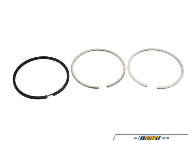 Genuine BMW Genuine BMW Repair Kit Piston Rings D=84,8 - 11251337398 11251337398