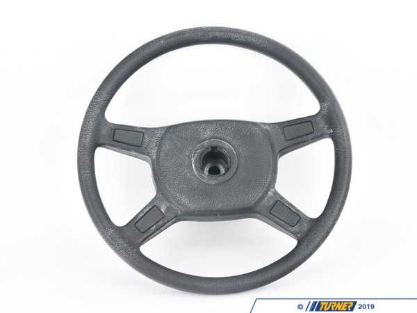 Genuine BMW Genuine BMW Steering Wheel 380mm - 32331154131 - E30 32331154131