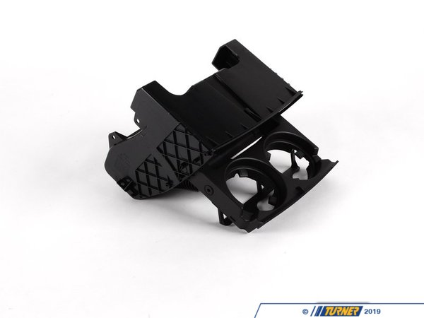 T#83450 - 51167077955 - Genuine BMW Rear Can Holder - 51167077955 - E53 - Genuine BMW -