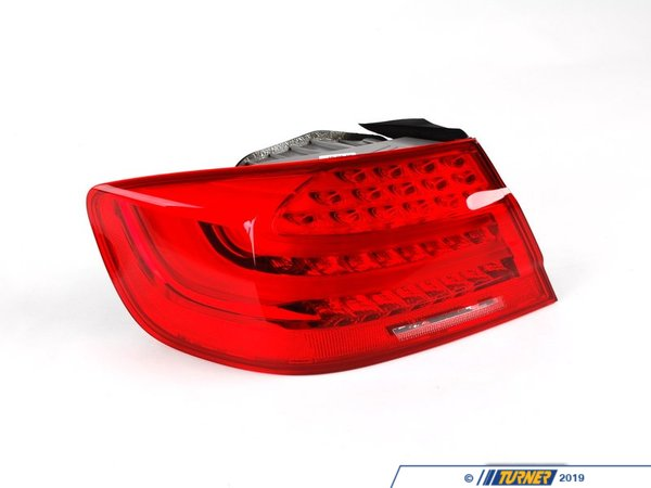 T#16260 - 63217251959 - Tail Light - Left - E92 328i, 335i, M3 - 2011-2013 - Genuine BMW - BMW